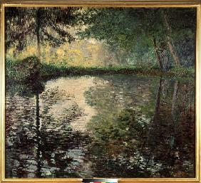 Pond at Montgeron