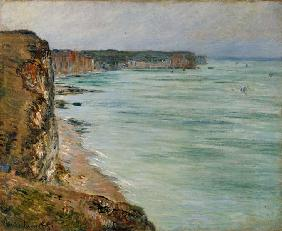 Coast at Fécamp (Temps calme)