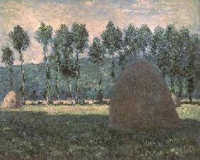 Haystacks near Giverny
