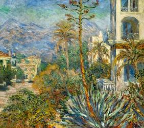 C.Monet, Villen in Bordighera
