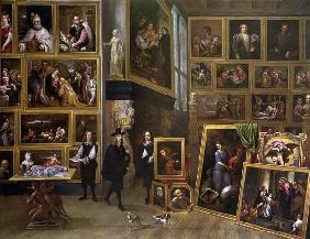 The Picture Gallery of Archduke Leopold Wilhelm (1614-61)