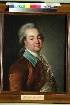 Portrait of Alexander Khrapovitsky (1749-1801)