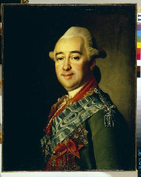 Portrait of General Mikhail Krechetnikov (1729-1793)