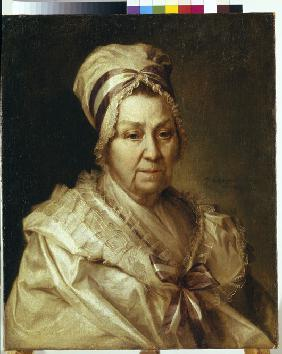 Portrait of I.A. Vasilyeva