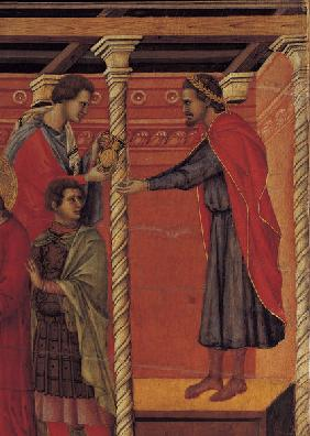 Pilate Washes Hands of Guilt