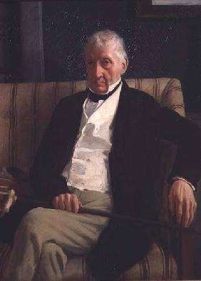 Portrait of Hilaire Degas (1770-1858), grandfather of the artist