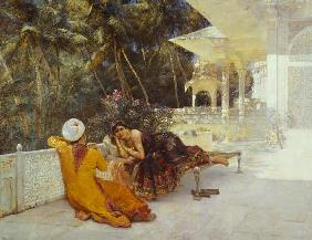 The Princess of Bengal, c.1889 (oil on canvas)