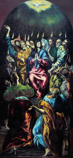 Descent of the Holy Spirit (Pentecost)