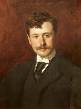 Portrait of Georges Feydeau (1862-1921)