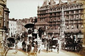 Charing Cross, London, c.1900 (photo)