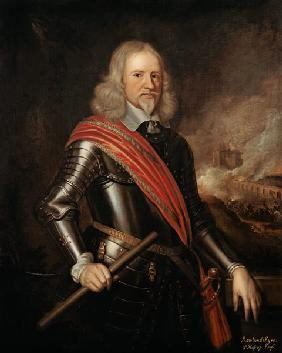 Colonel Rowland Eyre (1600-72) of Hassop