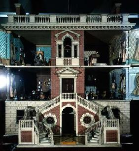 The Tate baby doll's house, c.1760 (mixed media)