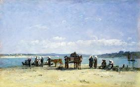 The Breton Fishermen's Wives