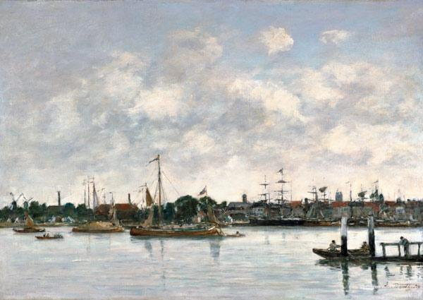 The Meuse at Dordrecht