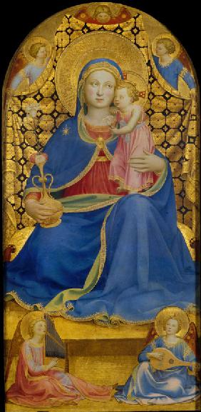 The Virgin of Humility