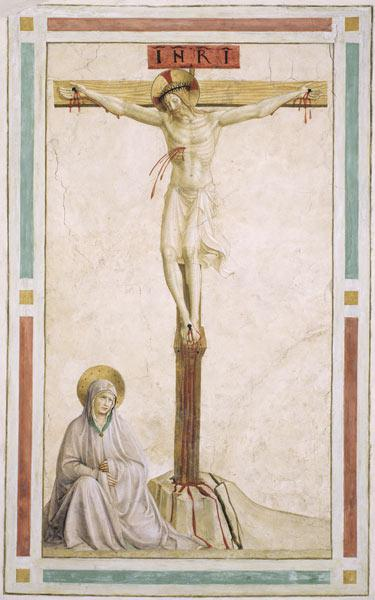 Crucifixion, from cell 22