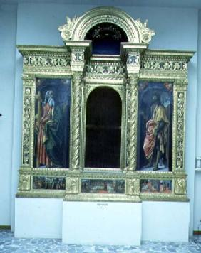 The Tabernacle of the Sacraments