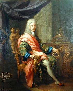 Thomas Coke (b.1698) 1st Earl of Leicester (of the First Creation)