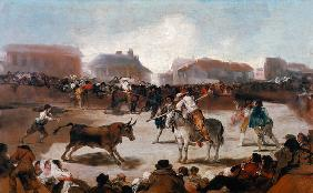 A Village Bullfight