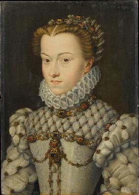 Elisabeth of Austria (1554–1592), Queen of France