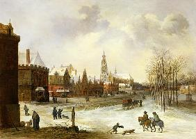 A View of Breda