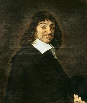 Portrait of Rene Descartes (1596-1650)