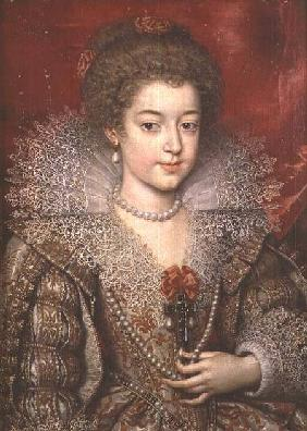 Portrait of the Infanta Anna