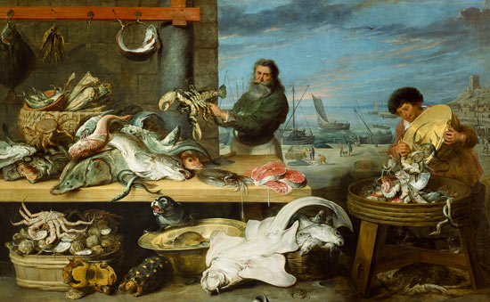 Risultati immagini per quadro pesci