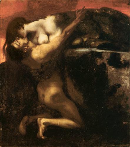 La dea nera: sensualità Der_kuss_
