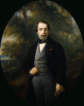 Portrait of Napoleon III (1808-73)
