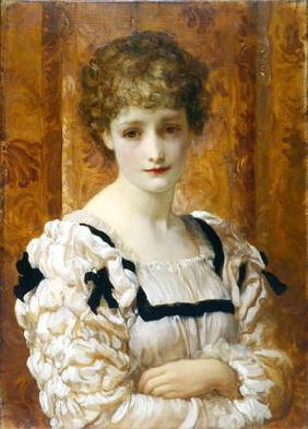 Bianca, c.1881 (oil on canvas)
