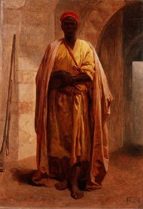 Portrait of a Young Arab