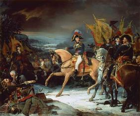 The Battle of Hohenlinden, 3rd December 1800