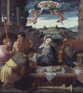 Adoration of the Shepherds, Champagne School