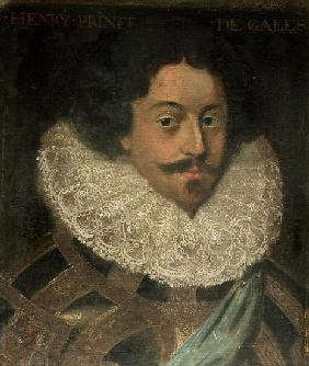 Henry (1594-1612), Prince of Wales