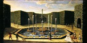 The Bassin de Ceres at Versailles, early eighteenth century