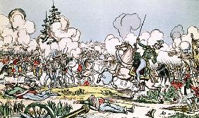 The Battle of Moscow, 7th September 1812