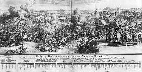 The Battle of Ramillies, 23rd May 1706