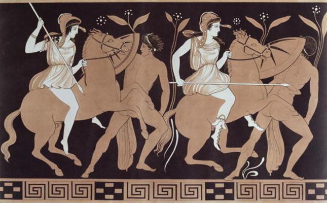 проститутка в древней греции
