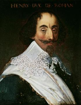 Henri (1579-1638) Duke of Rohan