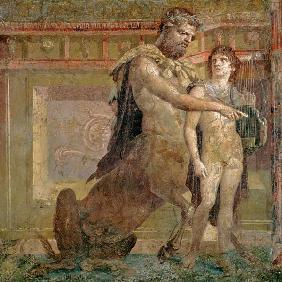 The Education of Achilles