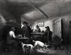 Interior of a Country Inn