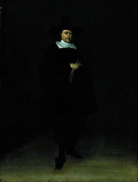 Portrait of Burgermeister Jan Roever (1610-61)