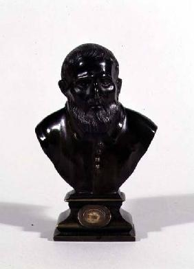 Reliquary bust of St. Philip Neri (1515-95) Founder of the Congregation of the Oratory