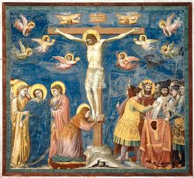The Crucifixion / Giotto / c.1303/5