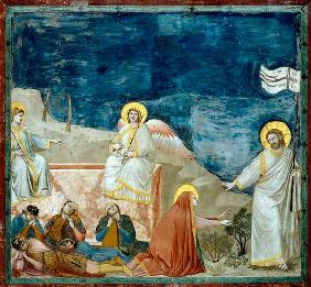 Giotto / The Resurrection / c.1303/05