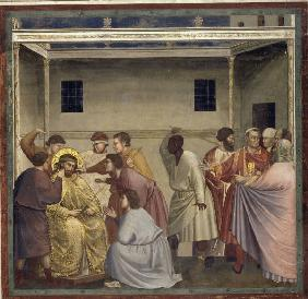 Flagellation of Christ / Giotto