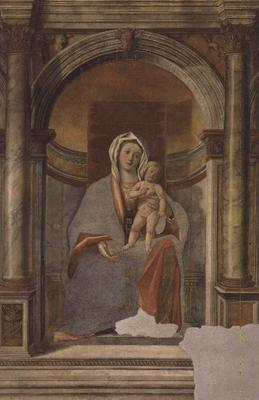 Madonna and Child (fresco)
