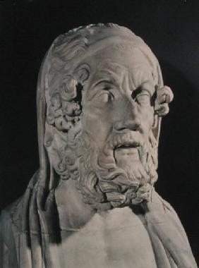 Bust of Homer (c.850-800 BC)