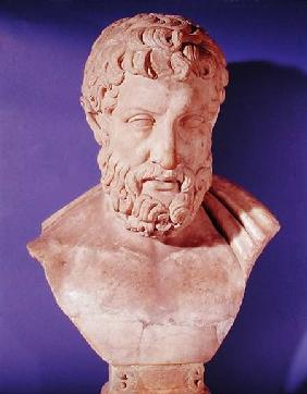 Bust of Metrodorus of Chios